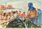 LES GOEMONNIERS   YANN TRÉGOR  N°2 - Fishing