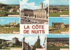 19233 La Cote De Nuits. Vins Rouges Blancs. Cote D'or France. Estel 20541W..georges Vosne Romane Chambolle Marsannay - Vignes