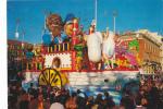 """19236 Cote D'azur, Carnaval Nice, Roi De La Pub, """"oncle D'amérique """" . Mar éd.  Riz"""