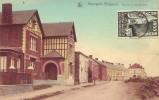 MOMIGNIES = Rue De La Gendarmerie - Carte Couleur  (Nels) 1934 - Momignies