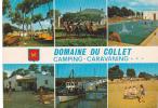 19243 Les Moutiers En Retz - Camping Du Collet - Multivues 6 Vues  -artaud Chevaux Bateau Peche NA280849