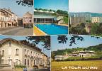 19247 La Tour Du Pin . 1.24608 K9188 Cellard -multivues Hotel Restaurant Garnier - La Tour-du-Pin