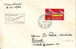 Zwitserland, Fetes Des Narcisses Montreux 1954 (4993) - Zonder Classificatie