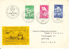 Finland, FDC 1950 (4994) - Planten