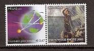 Greece 2003 > Mi 2141> Personal Stamp , Crete , Flag > New MNH ** - Grecia