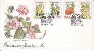 Ciskei, FDC 1993 (5001) - Planten