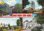 19256 BRETIGNY SUR ORGE MULTIVUES  Jean Jaures Tour Montlhery Mairie Pavillon. F29008R Estel - Bretigny Sur Orge