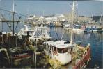 19270 Le Guilvinec, Bateaux Repos Port - Iris Jos MX 3102 Bateau Peche Trugarez, Les Bruyeres - Guilvinec