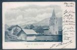 Les Diablerets, Eglise Du Sépey, En Hiver, - VD Vaud