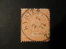 Nord Deutscher Bund Postbezirk 1869  1/2 Gr  Oranje Michel Nr 15 - North German Conf.