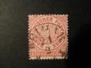 Nord Deutscher Bund Postbezirk 1869  1 Gr  Karmijn Michel Nr 16 - North German Conf.