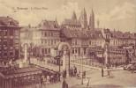 TOURNAI = Le Pont à Pont - Carte Animée  (écrite) 1931 - Doornik
