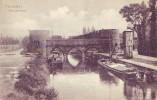 TOURNAI = Le Pont Des Trous + Bateaux  (vierge) - Doornik