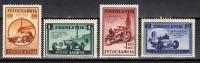 Yugoslavia,Kingdom,Auto Motorcycle Racing Around Belgrade 1939.,MNH - Non Classificati