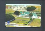 FALKLAND ISLANDS  -  Magnetic Phonecard As Scan - Falkland Islands