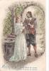 19287 L' Amour Est Leçons Qui Apprend Facons. PF B Série 3886 Trompette , - Couples