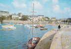 19298 Bretagne Couleur, Locquirec Port Marée Haute ; CT 1301 Jos Le Doaré - Voilier