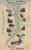 19302 Bateaux Cote D'emeraude, Vedettes Dinardaises, Voyage Rance, Dinan , Banque Jules Boutin Dinard - Dinan