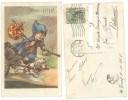 $3-1685 Colonie LIBIA Illustrata BUOVET Da BUERAT EL HSUN 1931 20c Isolato Sibilla - Libye