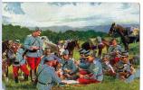 Soldats Au Bivouac. (Il S'agit Peut-être D'Autrichiens Ou D'Italiens...? ) - Weltkrieg 1914-18