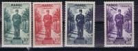 Maroc: Maury  1951 313-315   Neuf**/MNH + A81 Neuf*/MH - Marocco (1891-1956)
