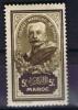 Maroc: Maury  1935  157Neuf*/MH, Some Spots At Back, De Petites Taches A Renverse. - Maroc (1891-1956)
