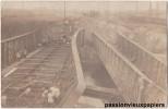 CARTE PHOTO ALLEMANDE    CORBEHEM  1915   2 PONTS DETRUITS - France