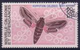 Nouvelle-Calédonie - Poste Aérienne N° 93 Oblitéré - Papillons - Nueva Caledonia