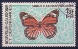 Nouvelle-Calédonie - Poste Aérienne N° 92 Oblitéré - Papillons - Nueva Caledonia