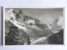 Aiguille Du DRU Et La Mer De Glace Vu De La Flégère. - Chamonix-Mont-Blanc