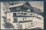 Leysin, Clinique Le Printemps, En Hiver, - VD Vaud