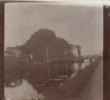 BAUVIN-PONT PROVISOIRE ETABLI PAR LES PIONNIERS ALLEMANDS-PHOTO - France