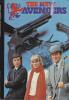 New Avengers 1977 Annual Joanna Lumley / Patrick MacNee Rare - Children's