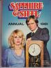Sapphire & Steel Annual 1981 Joanna Lumley / David McCallum - Children's