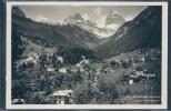 Valais Central, Ovronnaz Et Le Petit Muveran, - VS Valais