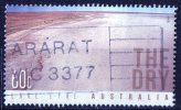 Australia 2011 Lake Eyre 60c The Dry Used - Used Stamps