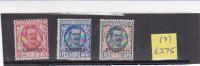 Talian Colonies  Eritrea -1926 Stamps Overprinted Eritrea Set  MH - Eritrea