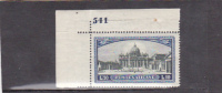 Vatican City-1933 Definitive 10 Lire Basilica  Plate Number 541 MNH Stamp - Vatican