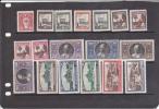 Vatican City-1933 Definitives  Set 18 Mint Hinged - Vatican