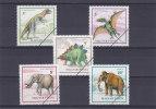 Animaux - Préhistoriques - éléphants ? - Hongrie - Yvert 3293 / 98 ** -  MNH - Spécimen - Rare - Tirage ± 500 Séries - Vor- U. Frühgeschichte