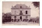21 _  IS - Sur - TILLE  _  Hôtel  De  La  Gare  _ - Is Sur Tille