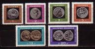 BULGARIA / BULGARIE / BULGARIEN - 1967 - Monnaies Anciennes - 6v ** - Bulgarie