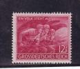 DEUTSCHLAND GERMANY GERMANIA REICH 1945 Volkssturmarke Mi.908 MILIZIA POPOLARE   MNH** - Unused Stamps
