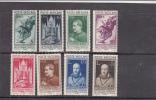 Vatican City-1936 Catholic Press Conference Set Mint Hinged - Vatican