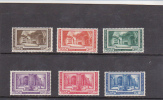 Vatican City-1938 Archaelogical Congress Set Mint Hinged - Vatican