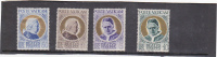 Vatican City-1951 Pope Pius X  Set Mint Hinged - Vatican