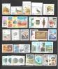 Algeria  2001 - Complete Year Set   ( 33 Stamps )  - MNH - Algeria (1962-...)