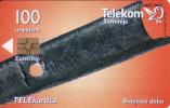Slovénie, Telecom, Patrimoine Culturel, Chip - Slovénie