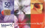 Slovénie, Telecom,  Chip - Slovénie