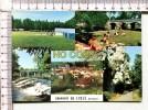 LISLE -  Souvenir - 5 Vues  : Camp De La RATP, Plage, Barrage Sur La Dronne, Vue Générale, Route Du Pont D'Ambon - Otros Municipios